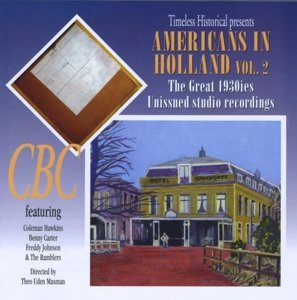 Americans in Holland Vol.2-The great 1930s unissue