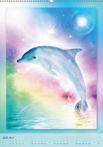 Himmlische Lichtbegleiter - Kalender