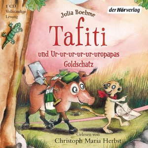 Tafiti 04 und Ur-ur-ur-ur-ur-uropapas Goldschatz