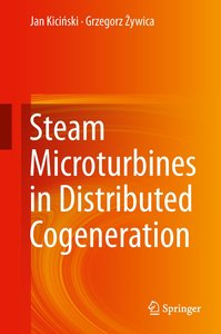Steam Microturbines in Distributed Cogeneration