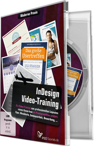 InDesign-Video-Training - Moderne Praxis