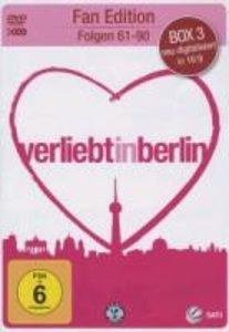 Verliebt in Berlin - Folgen 61-90. Box 3