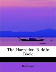 The Harpsden Riddle Book