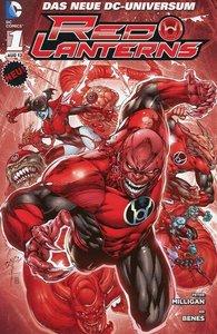 Red Lanterns 01: Blut und Zorn