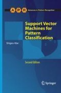 Support Vector Machines for Pattern Classification