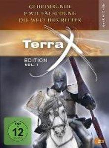 Terra X: Geheimbuende/F wie