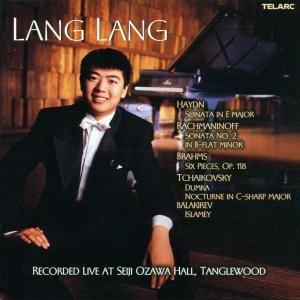 Recorded Live At Seiji Ozawa Hall,Tanglewood