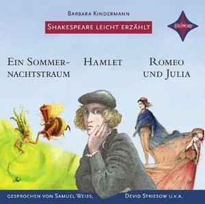 Weltliteratur für Kinder: Shakespeare leicht erzählt, 3er-Box: R