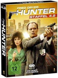 Hunter: Gnadenlose Jagd - Staffel 4.2 / DVD