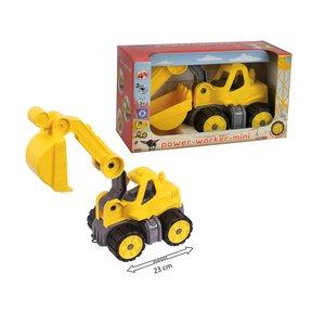 BIG 800055802 - Power-Worker Mini Bagger
