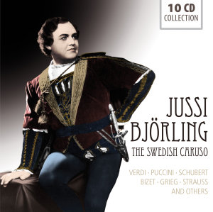Jussi Björling-The Swedish Tenor