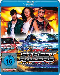 Streetracers (Blu-ray)