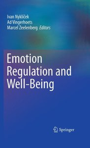 Emotion Regulation and Well-Being