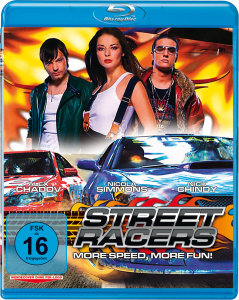 Streetracers (Blu-ray)