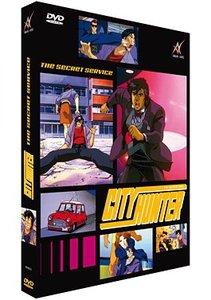 City Hunter - The Secret Service