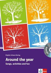 Around the year 2 / Around the year A1. Klasse 8-10. Buch mit Ko