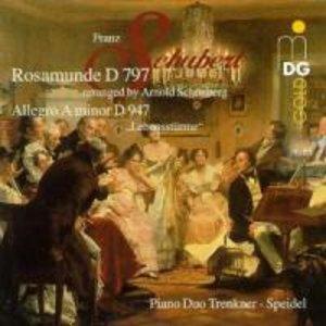 Rosamunde (Arr.2 Klaviere)