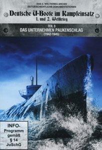 Deutsche U-Boote Im Kampfeinsatz 1942-1945