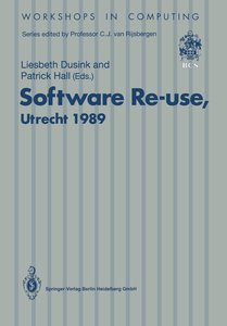 Software Re-use, Utrecht 1989