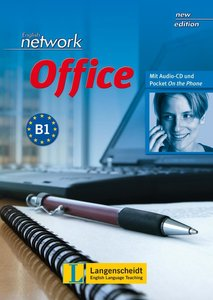 English Network Office New Edition - Student's Book mit Audio-C