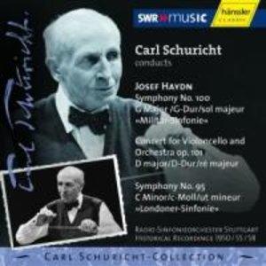 Sinfonie 95+100/Cellokonze