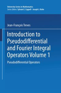 Introduction to Pseudodifferential and Fourier Integral Operator