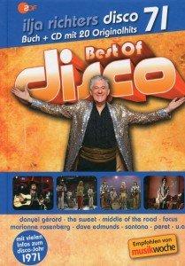 disco 71-disco mit Ilja Richter-Buch+CD