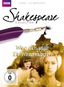 Shakespeare Collection Box 6