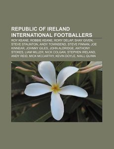 Republic of Ireland international footballers