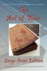 The Art of War by Sun Tzu - Large Print Edition