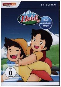 Heidi zurück in den Bergen