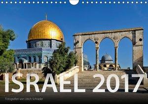 Israel 2017 (Wandkalender 2017 DIN A4 quer)