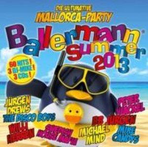 Ballermann Summer 2013-Ultimative Mallorca Party
