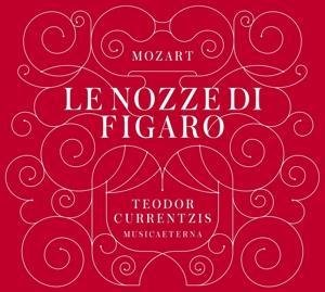 Le nozze di Figaro (BluRay Audio+3CD/Deluxe Book)