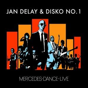 Mercedes Dance (Live) CD Audio