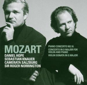 Doppelkonzert/Sonate KV 379