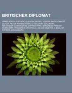 Britischer Diplomat