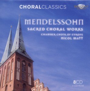 Choral Classics-Sacred Choral Works