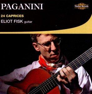 Paganini 24 Caprices Guitar Transc.