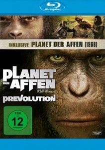 Planet der Affen & Planet der Affen - Prevolution