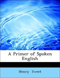 A Primer of Spoken English