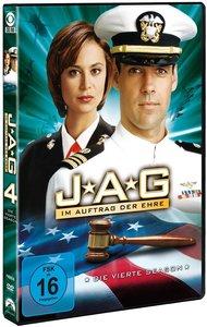 JAG: Im Auftrag der Ehre - Season 4 (6 Discs, Multibox)