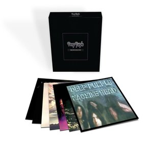 The Vinyl Collection (Limited 7-LP Box)