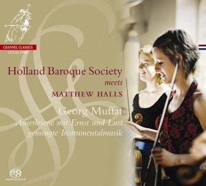 Holland Baroque Society meets Matthew Halls