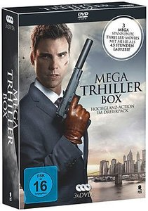 Mega Thriller Box