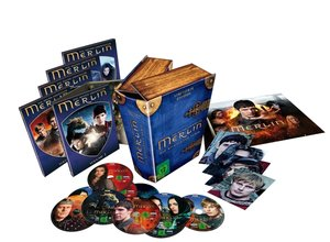 Merlin - Die neuen Abenteuer - Die komplette Serie