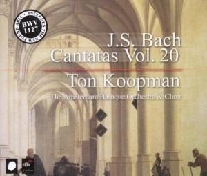 Complete Bach Cantatas Vol.20