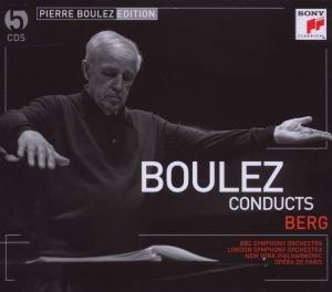Pierre Boulez Edition: Berg
