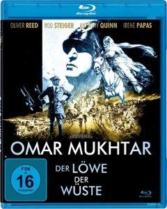 Omar Mukhtar-Löwe Der Wüste