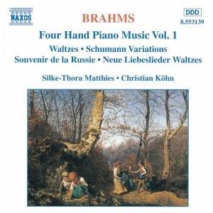 Vierhändige Klaviermusik Vol.1